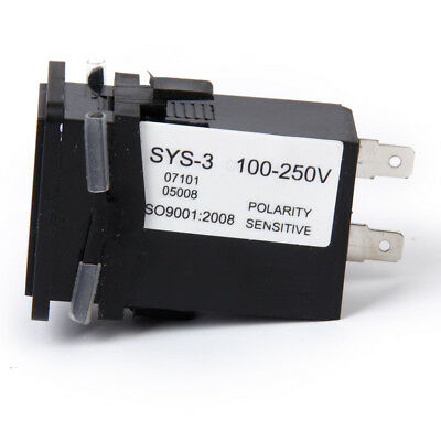 Sys-3 100-250V Ac Electromechanical Boat Hour Meter