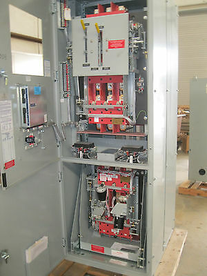 Russell electric Transfer Switch 400A 120/240V