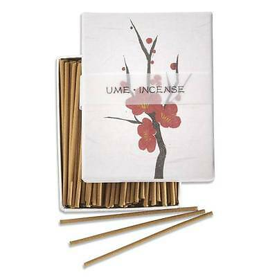 Incense Stick Interior Room Fragrance Scents Natural Organic Japanese Hanga Plum