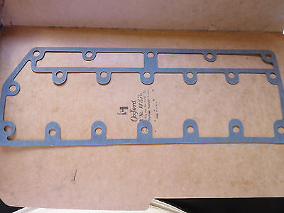 K0B New OMC Johnson Evinrude 330698 Air Box Cover Gasket OEM Factory Outboard