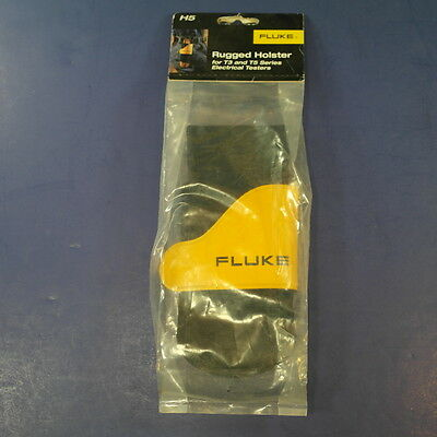New Fluke H5 Rugged Holster for T3 and T5 Series Electrical Testers