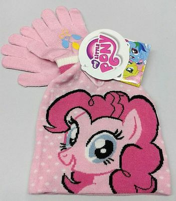 Set cuffia+guanti bambina MY LITTLE PONY winter set PREZZO OUTLET