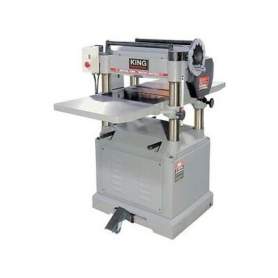 King Canada KC-385FX 15-Inch Planer