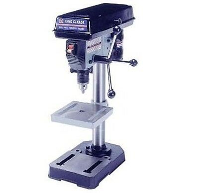 "King Canada KC-108C 5 Speed 8"" Drill Press"