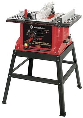 King Canada 10-Inch Table Saw with Riving Knife