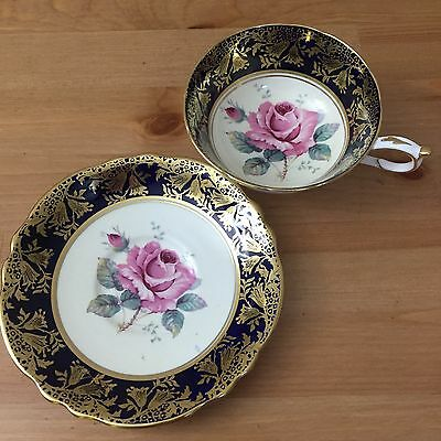Sought After Paragon Cup And Saucer