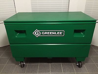 Greenlee Storage Box~Hd2448/06326~With Casters & Master Locks~Oklahoma City