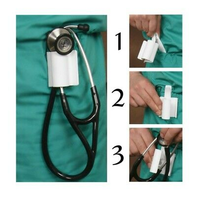 Stethoscope, Holder, Holster, Clip fits MDF, Littmann, UltraScope New Design