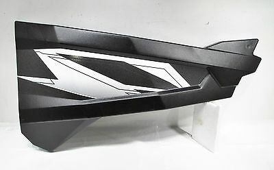 14-17 Polaris RZR 570 900 1000 4XP Turbo OEM RH Front Door Skin Graphite Crystal