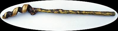 "30"" Mace Hack Berry Wood Ceremonial Dwarf Mace Wood Elf Scepter'e (""Special!"")!!"