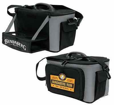 Bundy Bundaberg Rum DRINK ICE LUNCH COOLER CARRY BAG TRAY/TABLE Fathers Day Gift