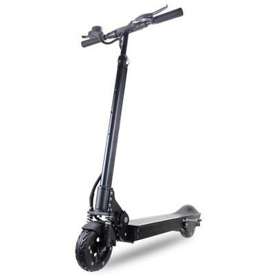 PATGEAR E5 Foldable Electric Scooter - Black Color_Free Shipping