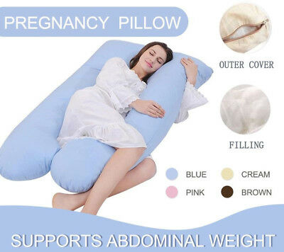 Smart Maternity Pillow Pregnancy Nursing Sleeping Body Support Feeding Boyfriend