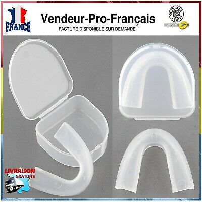 PROTECTEUR DENTS ANTI BRUXISME EVITE GRINCAGE DES DENTS protège dents ronflement