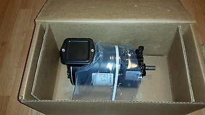 Hobart Dishwasher Conveyor Motor C44A, C44AW Dish Machine New 437044-1
