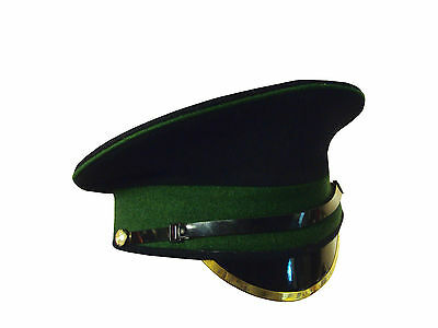 Irish Guards Peaked Cap - 54Cm - New Not In Box - British Army - Z942