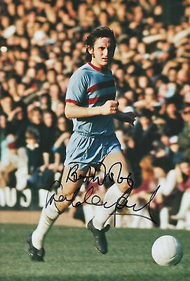 Frank Lampard Hand Signed West Ham United 12x8 Photo 1.