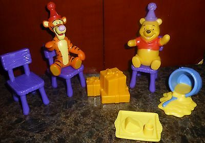 Winnie the Pooh * Birthday * Cake Toppers * Lot