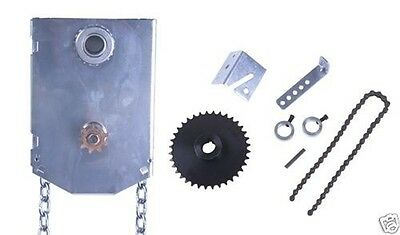 Garage Door Chain Hoist - Jr JackShaft