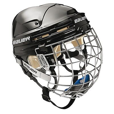 BAUER Helmet 4500 Combo (including Cage)- Ice Hockey Helmet and Mask
