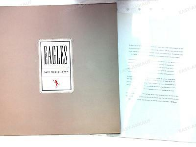Eagles - Hell Freezes Over UK 2LP 1998 Rare Simply Vinyl Reissue Top! //1