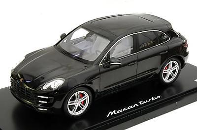 Genuine Porsche Macan Turbo Model Car 1:18 - Limited Edition. Bargain!! RRP £230