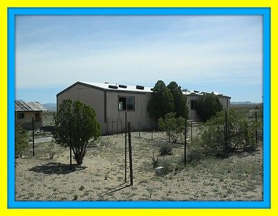 Dolan Springs Arizona~2.73 Ac With Old Double Wide~No Reserve!!