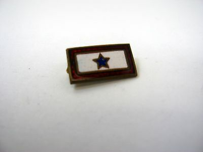 Vintage Collectible Pin: Son in Service Star Pin Beautiful Design Older Style