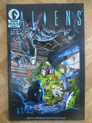 Aliens #1 Dark Horse Comics  Fine/very Fine (W13)