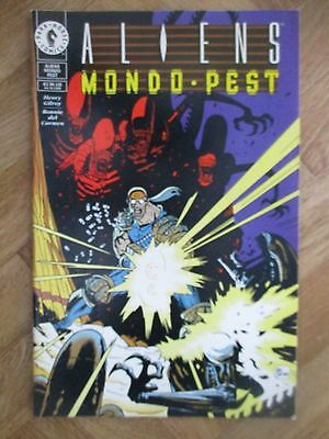 Aliens Mondo Pest  Dark Horse Comics  Very Fine (W13)