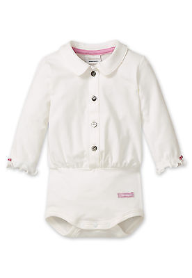 SCHIESSER Baby bodysuit Blouses collars Size 62-104 Bodies Long sleeved