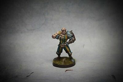 """Blood Bowl: Star Player """"mighty Zug"""" - Meiko Miniatures - Pro Painted!!!"""