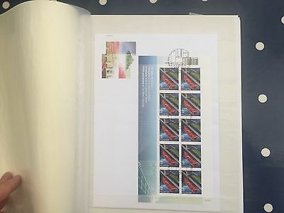 Switzerland huge stockbook filled with 50+ FDC clean FDc covers all 2010