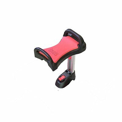 Lascal Maxi Ride On Pushchair Stroller Buggyboard Saddle Seat - Red