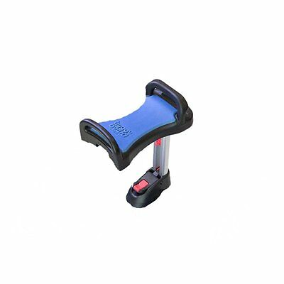 Lascal Maxi Ride On Pushchair Stroller Buggyboard Saddle Seat - Blue