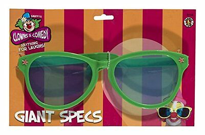 SMIFFYS Giant Sunglasses, Assorted Bright Colours