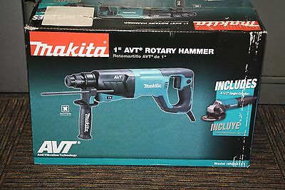 "NEW IN BOX - Makita - 1"" AVT Rotary Hammer - Model: HR2641X1"