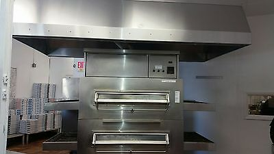 Middleby Marshall PS 360 Double Stack Oven