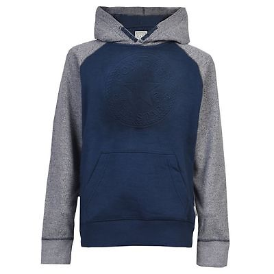 Designer CONVERSE 'All Star' Boys Navy Blue Hoodie NEW DESIGN SALE SALE