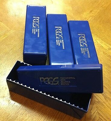 4 PCGS boxes Free shipping