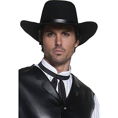 SMIFFYS Authentic Western Gunslinger Hat