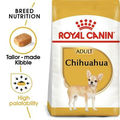 Royal Canin Breed Health Nutrition Specific Chihuahua Adult Dog Food 1.5kg