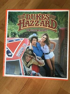 Dukes of Hazzard The Complete Collection Series Season 1 - 7 plus 2 Movies DVD