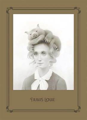 Travis Louie Exhibtion Catalog