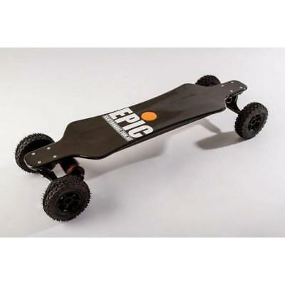EPIC RACER 3200 CARBON DUAL PRO ELECTRIC LONGBOARD-Free Shipping
