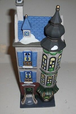 Lot of 5 Department 56 Christmas in the City Buildings New