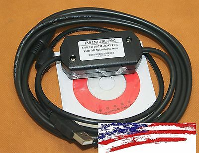 USB-1761-CBL-PM02  Micrologix Programing Cable