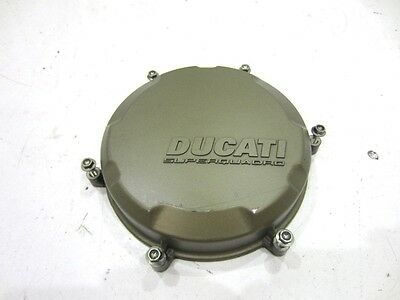 Ducati 1199 Panigale Engine Motor Clutch Cover Outer 1199S 1199R