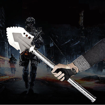 Multi-tool Survival Folding Shovel Camping Sappers Spade Portable Hiking Outdoor
