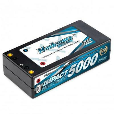 IMPACT FD2 Li-Po BATTERY 5000mAh/7.4V 110C SHORTY HARD CASE